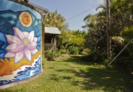 Suzanne Fraser - 5 entrance to yoga studio